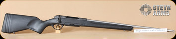 "Steyr - Prohunter - 30-06Sprg - BlkSyn/SS, 23.6"""