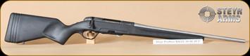 "Steyr - Prohunter - 30-06Sprg - BlkSyn/SS, 20"""