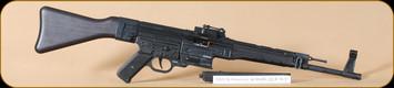 """GSG - """"Schmeisser"""" STG 44 - 22LR - Blk/Bl, 16.5"""""""