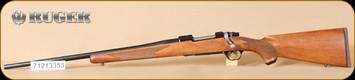 "Ruger - 204Ruger - M77 - Hawkeye, Wd/Bl, 22"", LH - Left Hand - C"