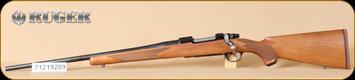 """Ruger - M77 - 204Ruger - Hawkeye, Wd/Bl, 22"""", LH - D"""