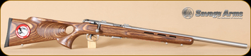 """Savage - 93R17 - 17HMR - BrownLam/SS, 21"""""""