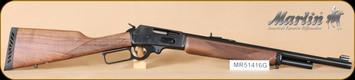 """Marlin - 1895G - 45-70 - Wd/Bl, 18.5"""""""