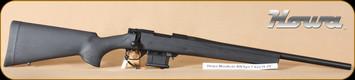"Howa - 1500 Mini Action - 7.62x39 - BlkSyn/Bl, Heavy Barrel, DBM, 20"""