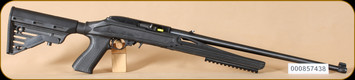Used - Ruger - 22LR - 10/22 - Blackhawk Axiom stock, includes front rail, 18.5""