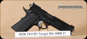 Remington - 1911 R1 - 9MM - Limited, G10 Grips, Blk, 5""