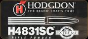Hodgdon - H4831 SC Rifle Powder - Short Grain - 8lbs