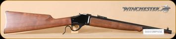 """Winchester - 1885 - 38-55Win - Trapper, Wd/Bl, 16.5"""""""