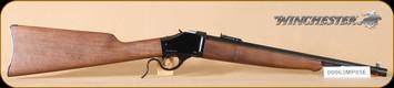 """Winchester - 1885 - 38-55Win - Trapper, Wd/Bl, 16.5"""" - B"""