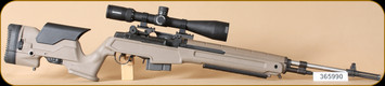 Consign - Springfield - 308Win - M1A Loaded - TanSyn Archangel stk, blued, NightForce SHV 4-14x50, F1 reticle