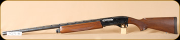 "Consign - Remington - 12Ga/3""/28"" - 11-87 - Wd/Bl, Rem choked, extra 20"" smoothbore slug brl with rifled sights"