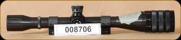 Consign - Weaver - 10x - T10 - Blk, Weaver rings, lens cover