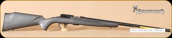 "Browning - T-bolt - 17HMR - Target Varmint, BlkSyn/Bl, 22"""