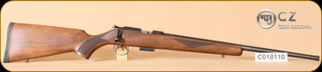 "Cogswell & Harrison - Certus - 17HMR - Walnut/Blued, adjustable trigger pull, 2 sling studs, 1/2"" UNF muzzle threading, 20"" - c"