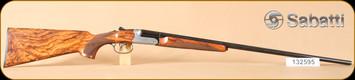 "Sabatti - Mini-Ranger - .410/3""/26"" - Wd/Bl, manual extractors, double triggers, pistol grip stock"