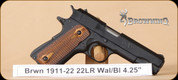 Browning - 1911-22 - 22LR - A1, Brown Comp/Bl, 4.25""