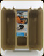 Rifle Caddy - Desert Tan - Securely stores and transports rifle on center console