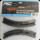 Rifle Caddy - Inserts for wood stock protection