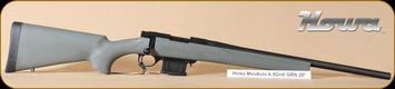 "Howa - 6.5Grendel - 1500 Mini Action - GrnSyn/Bl, heavy barrel, 20"""