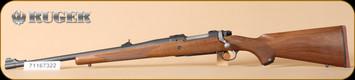 """Ruger - 300RCM - M77 - Wd/Matte Bl, 20"""", LH - Left Hand"""