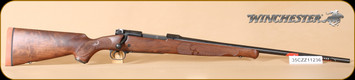 Winchester - Model 70 - 270Win - Featherweight High-Grade, Wd/Bl, 22""