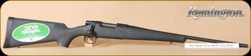 "Remington - Model Seven - 7mm-08Rem - BlkSyn/Bl, 20"""