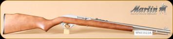 """Marlin - 60SB - 22LR - Wd/SS, 19"""" - b"""