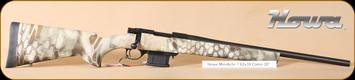 "Howa - Mini Action - 7.62x39 - KHC Camo/Bl, Heavy barrel, 20"""