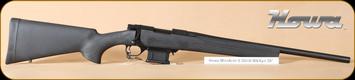 """Howa - 6.5Grendel - 1500 Mini Action - BlkSyn/Bl, Heavy barrel, 20"""""""