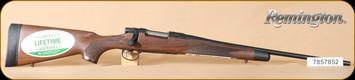 """Remington - Seven - 308Win - CDL, Wd/Bl, 20"""""""