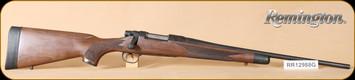 "Remington - Model Seven - 7mm-08Rem - CDL, Wd/Bl, 20"""