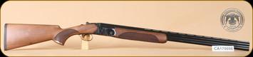 """Huglu - 103D - 20Ga/3""""/28"""" - Wd/Bl, case colored receiver, Mobile Choke"""