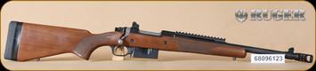 "Ruger - M77 - 450BM - Gunsight Scout, Wd/Bl, 16.5"" - d"
