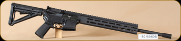 Colt - MRR - 5.56NATO - BlkSyn/Bl, Magpul M-Lock forend, MOE grip & buttstock, 18.6""