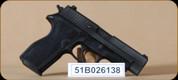 """Used - SIG - 45ACP - 227 - BlkSyn/Bl, 4.2"""""""