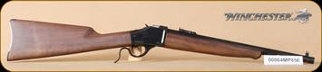 """Winchester - 1885 - 38-55Win - Trapper, Wd/Bl, 16.5"""" - D"""