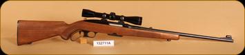 "Consign - Winchester - 284Win - Model 88 - Wd/Bl, 22"" bbl, Leupold M8 - 6x Duplex"