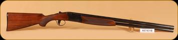 "Consign - Beretta - 12Ga - BL2 - Wd/Bl, 28"" bbl, Fixed F/M choke, c/w Factory Speed Trigger"