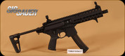 "Sig Sauer - MPX SBR - 9mm - 8"" bbl, Collapsible Stock, Flip Up Sights"