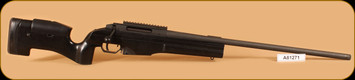 "Consign - Sako - 300WinMag - TRG-42 - Blk/Syn, 27"" bbl, Approx 50rnds fired, Badger Ordnance Rail"