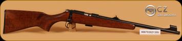 """CZ - 455 - 22LR - Scout, Wd/Bl, 16.5"""""""