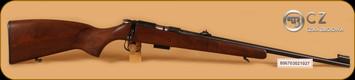 """CZ - 455 - 22WMR - Lux, Wd/Bl, 24.8"""""""
