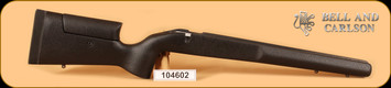 Bell and Carlson - Tikka T3 CTR - Target/Competition - Adjustable Cheekpiece - Textured Black