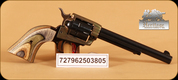 "Heritage - Rough Rider - 22LR/22WMR - Camo Lam/Bl, 6.5"""