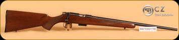 """CZ - 455 - 17HMR - American, Wd/Bl, 20.5""""Bbl"""
