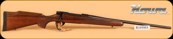"""Howa - 1500 - 30-06SPRG - Hunter Package, Wd/Bl, 22"""" Bbl c/w Nikko Stirling Gameking Illum. 3.5-10x44 LRX s/n: B349965"""