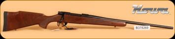"""Howa - 1500 - 22-250Rem - Hunter Package, Wd/Bl, 22"""" Bbl c/w Nikko Stirling Gameking Illum. 3.5-10x44 LRX s/n: B378260"""
