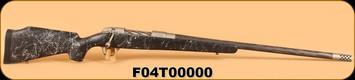 """Consign - Fierce - 280AI - CT Edge - Titanium Action, 24"""" Carbon Barrel, Muzzle Brake"""