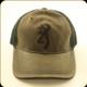 Browning - Hat - Size Adjustable - Flint Gray