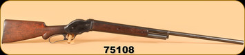 "Consign - Winchester - 10GA - Model 1901 - Wd/Bl, Full Choke, 32"""